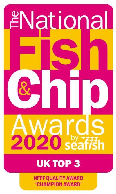 2020 Quality Award Champion Finalist Logo