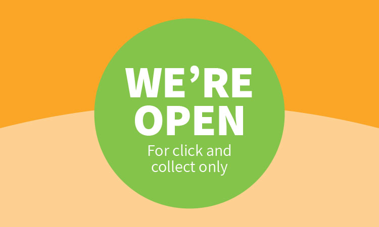 Open for Click and Collect