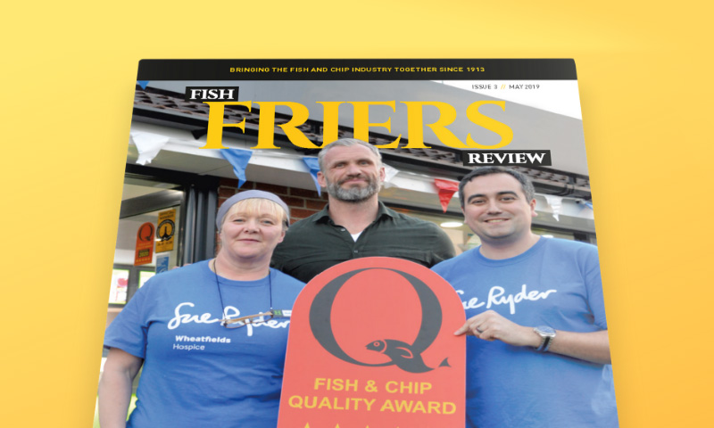 Hillycroft Fisheries features in Fish Frier Review