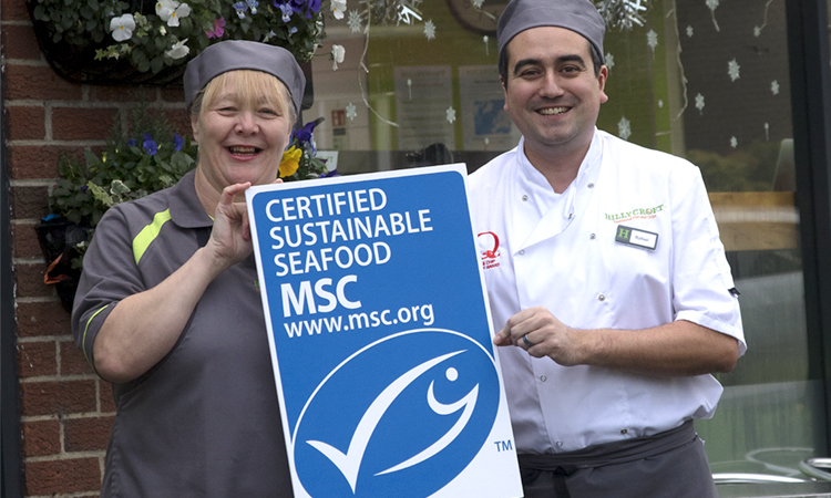 Hillycroft Fisheries gains MSC sustainable fish certification